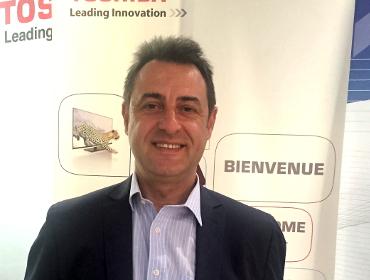Luis Polo, director comercial de Toshiba en España y Portugal.