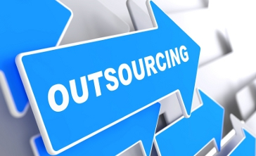 flechas, outsourcing,