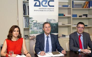 Vicente Calzado, vicepresidente de la AEC