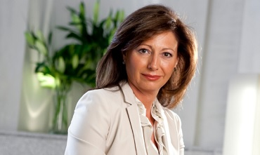 Ángeles Delgado, Presidenta de Fujitsu en España, Portugal y Latinoamérica.