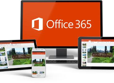 Soluciones de ofimática (Office 365).