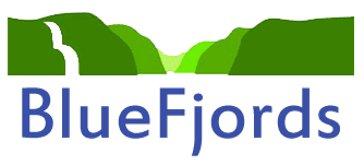 BlueFjords, logo,