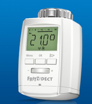 Regulador de temperatura inteligente Fritz!DECT 300 de AVM