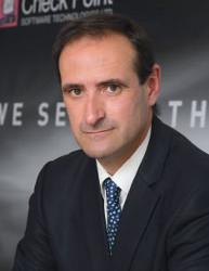 Mario García I Director General de Check Point para España y Portugal