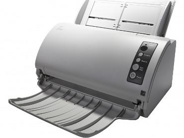 Escáner Fujitsu PFU.