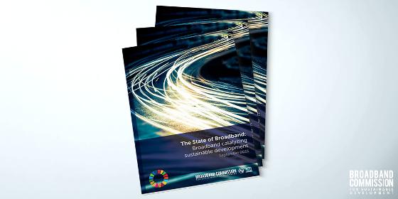 Edición 2016 del informe Estado de la banda ancha