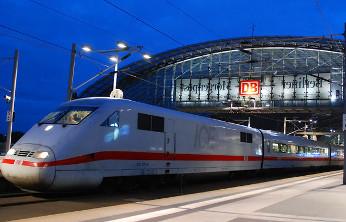 Los trenes de alta velocidad alemanes irán provistos de Wi-Fi