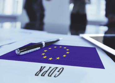 GDPR, legislación europea.