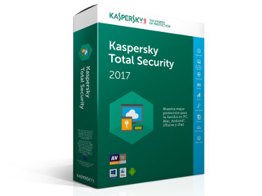 Kaspersky Total Security 2017.