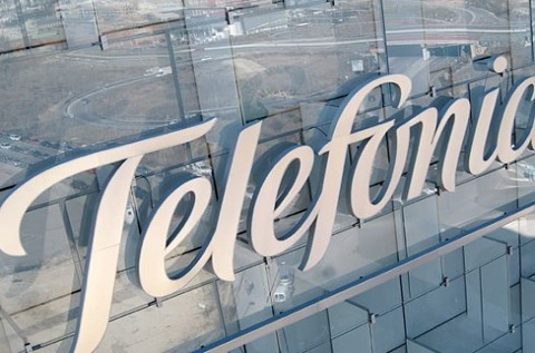 Telefónica cerró 2018 con ganancias, pese a un cuarto trimestre flojo.