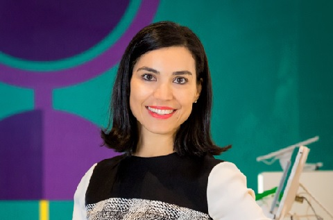 Carolina Castillo, directora de partners de Microsoft en España.