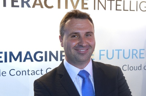 Jorge Hurtado, country manager de Interactive Intelligence