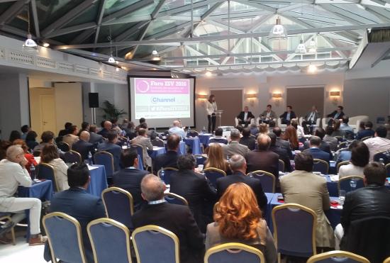 Panorámica de la sala donde se celebró el Foro ISV 2016.