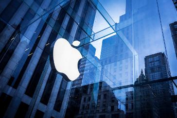 Apple sigue creciendo gracias a su negocio exterior.