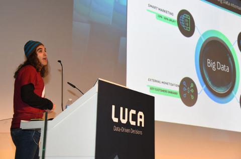 Luca, la nueva unidad de servicios Big Data para clientes corporativos de Telefónica