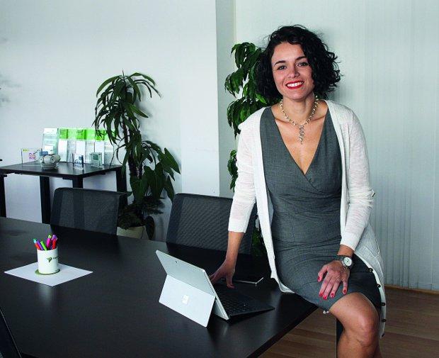 Mónica Garay, directora de Desarrollo de Negocio de Hispaweb.