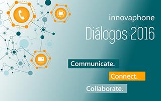 Innovaphone inicia su gira Diálogos 2016, por primera vez con parada en España