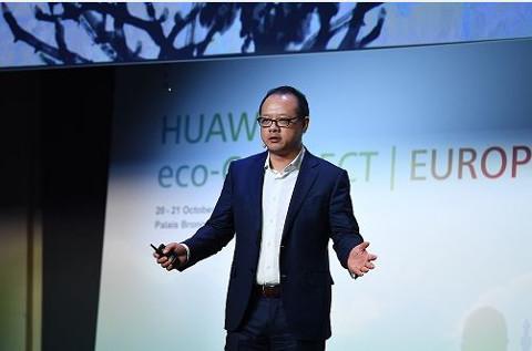 Vincent Pang, presidente de Huawei para Europa Occidental