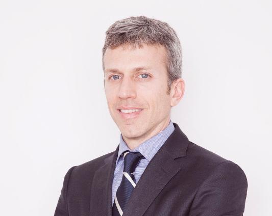 Marc Montardit, director financiero de Captio.