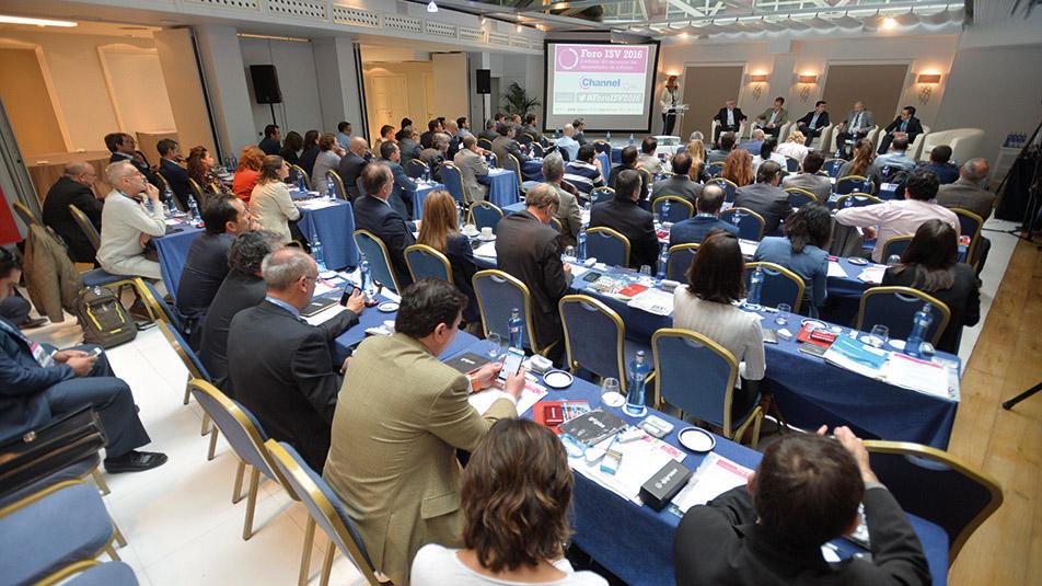El Foro ISV 2016 reúne a más de un centenar de profesionales
