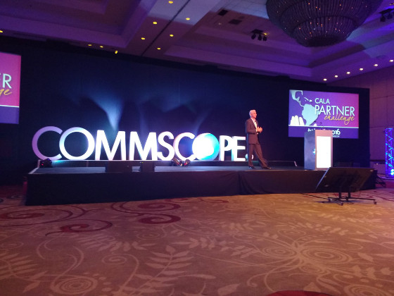 CommScope reúne a su canal en Uruguay
