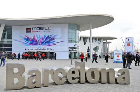 Anterior edición del Mobile World Congress en Fira Barcelona.