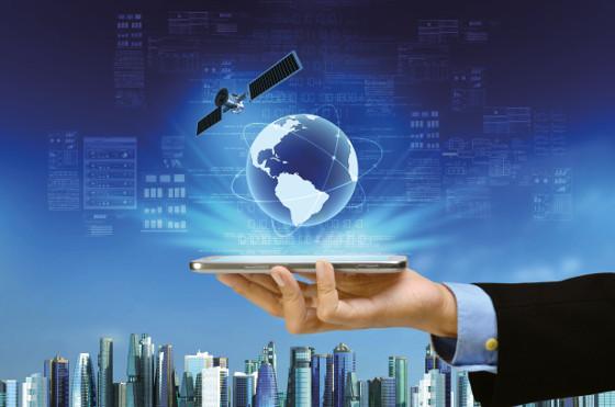 Viasat registra récord de ingresos en servicios satelitales