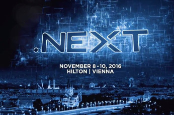 Conferencia .NEXT Europe
