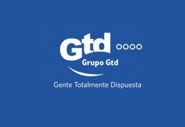 Grupo, GTD, logo, telcos, chilena,