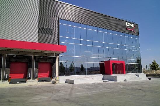 Instalaciones de DMI en Madrid.