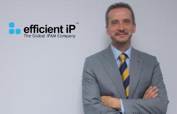 Alberto Arbizu, regional sales manager para Iberia y Latam de EfficientIP.