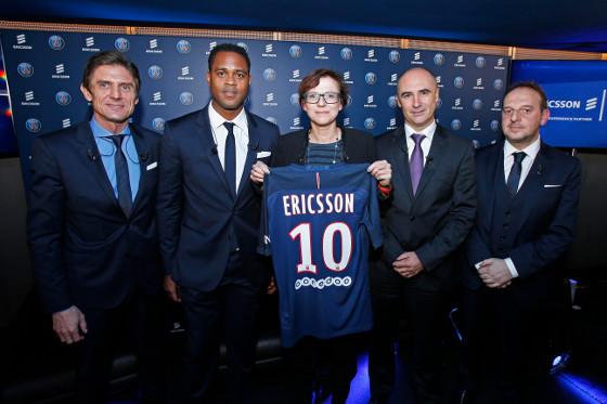 El París Saint-Germain transforma la experiencia digital de sus fans con Ericsson