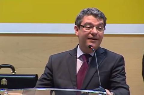 Álvaro Nadal, ministro de Agenda Digital