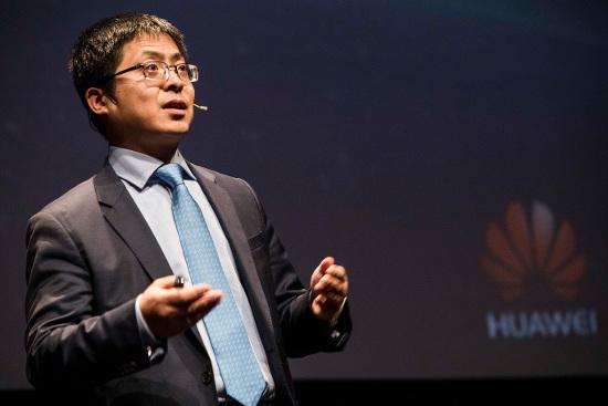 Tony Jin Yong, CEO de Huawei en España.