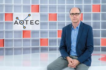 Servando Sánchez Calero, presidente de la Asociación de Operadores de Telecomunicaciones (AOTEC).