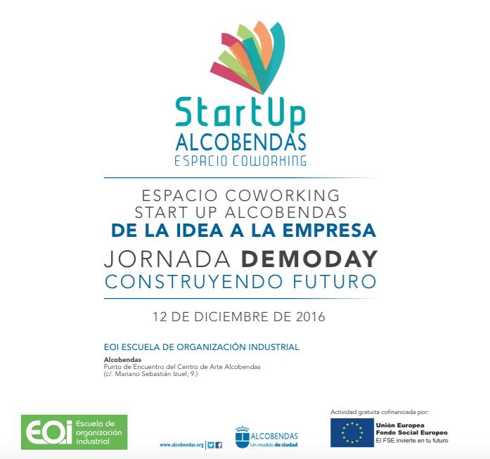 Startup Alcobendas