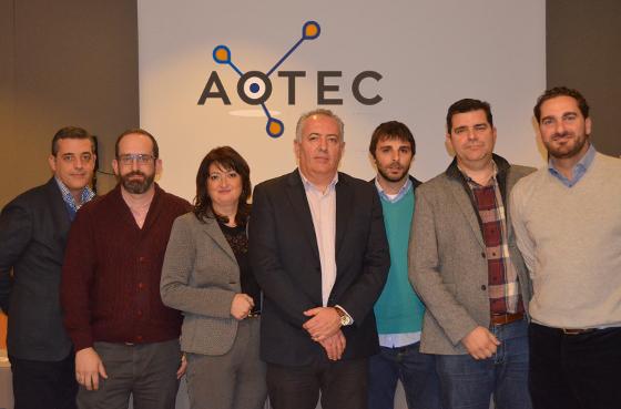 Antonio García Vidal es el nuevo presidente de AOTEC