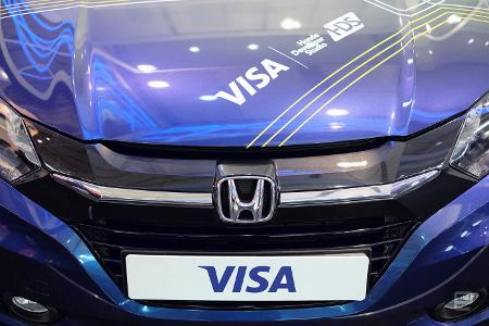 Honda y Visa