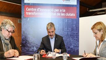 Alianza tripartita para la transformación digital de las ciudades