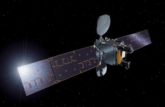 Hispasat lanza el nuevo satélite H36W-1
