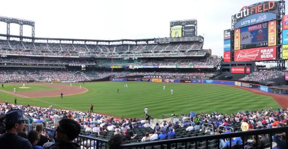 Citi Field, sede de los Mets de Nueva York.