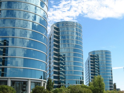 Sede de Oracle en Redwood City, California (EEUU).