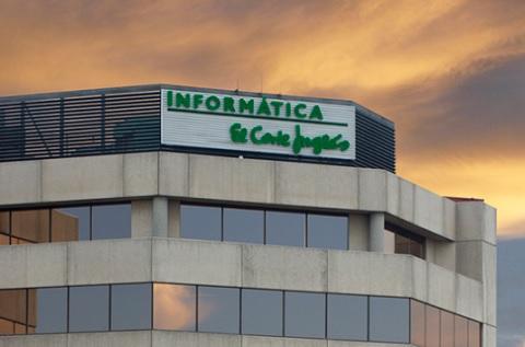 Instalaciones de IECISA.