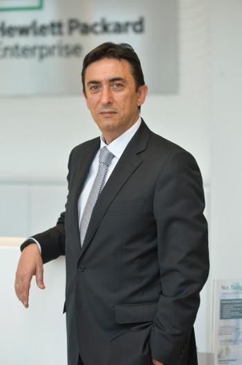 José Tormo, Regional Managing Director de Aruba, una compañía de Hewlett Packard Entreprise para Iberia