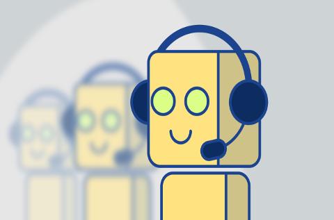 Los chatbot harán funciones de soporte.