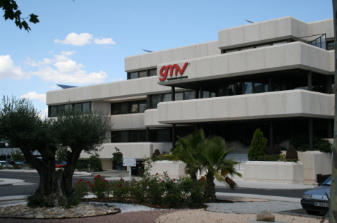 Instalaciones de GMV.
