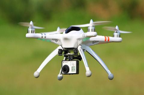 ZTE y China Telecom recurren a drones para comunicar emergencias