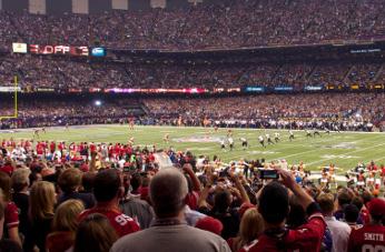 Avaya marca un nuevo tanto en la Super Bowl