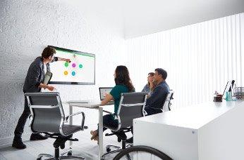 Cisco Spark Board: solución todo-en-uno basada en cloud para salas de reuniones