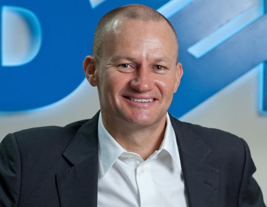 Michael Collins, canal de Dell EMC en EMEA.